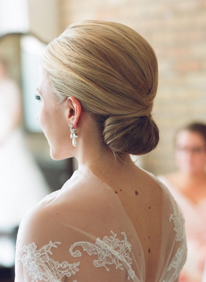 The-sleek-up-do-3-675x922 20 Most Trendy Hairstyles for Women over 40 to Look Younger