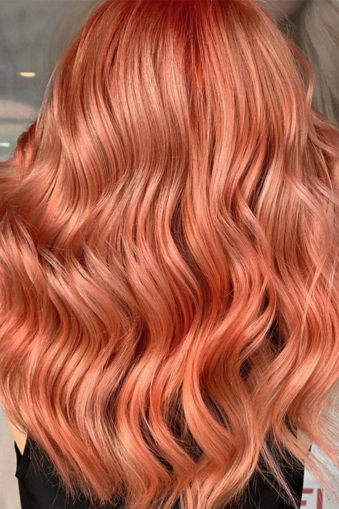 Tonal-Terracotta-675x1013 Top 20 Hottest Colorful Hair Ideas that Are So Cool in 2020