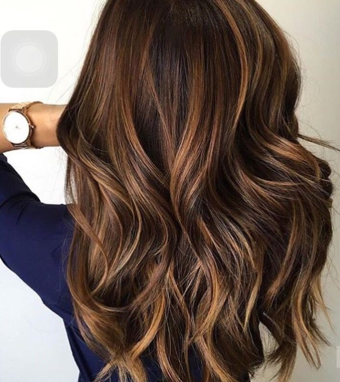 Tweed-Hair-2-675x758 Top 20 Hottest Colorful Hair Ideas that Are So Cool in 2021