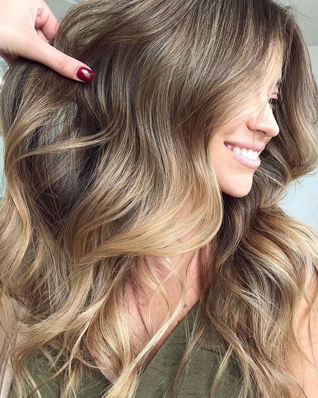 Tweed-Hair Top 20 Hottest Colorful Hair Ideas that Are So Cool in 2020