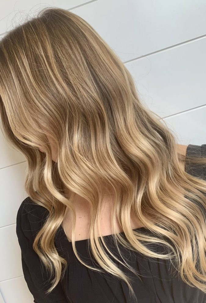 Wheat-Blonde-675x992 Top 20 Hottest Colorful Hair Ideas that Are So Cool in 2020