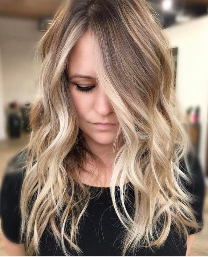 balayage-and-babylights-hair-675x834 Top 20 Hottest Colorful Hair Ideas that Are So Cool in 2020
