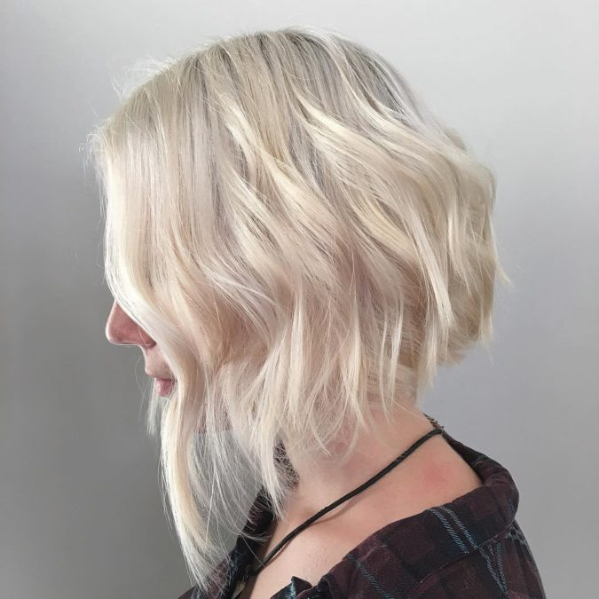 beyond-blonde..-3-675x675 Top 20 Hottest Colorful Hair Ideas that Are So Cool in 2020