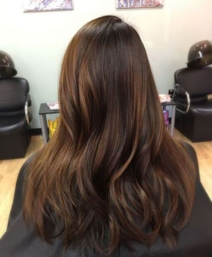 brown-hair.-675x821 Top 20 Hottest Colorful Hair Ideas that Are So Cool in 2021