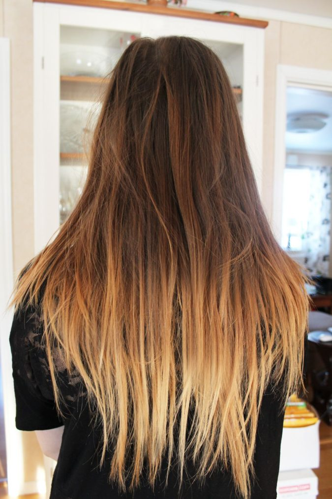 dip-dye.-675x1013 Top 20 Hottest Colorful Hair Ideas that Are So Cool in 2021