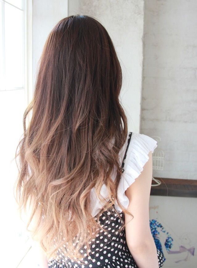 dip-dye Top 20 Hottest Colorful Hair Ideas that Are So Cool in 2021