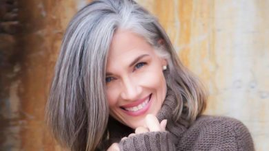 Photo of 15 Beautiful Gray Hairstyles that Suit All Women Over 50