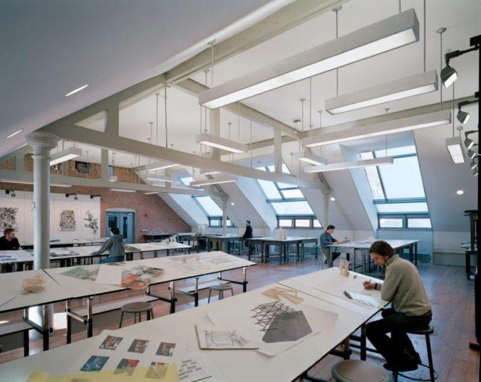 pratt-institute-675x537 Top 10 Accredited Interior Design Schools in the USA