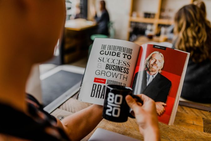 reading-about-business-675x450 9 Top Tips for Becoming a Successful Entrepreneur