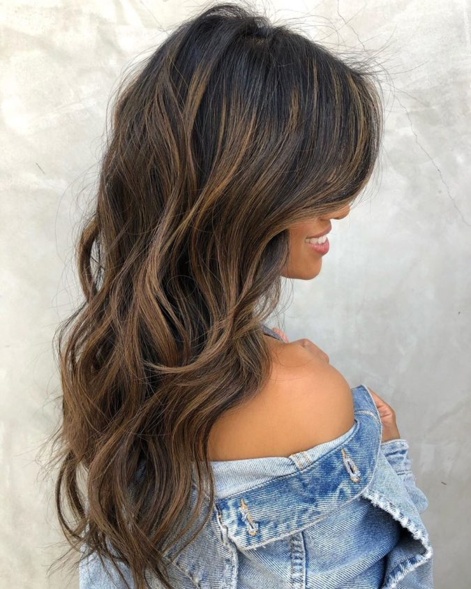 tweed-675x844 Top 20 Hottest Colorful Hair Ideas that Are So Cool in 2020