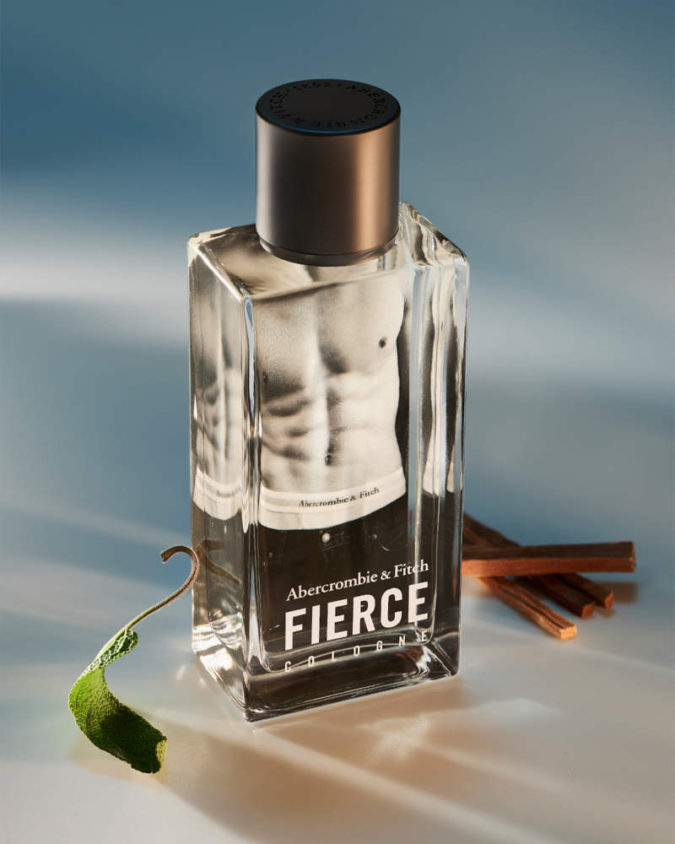 Abercrombie-and-Fitch-Fierce-675x844 Top 10 Most Attractive Perfumes for Teenage Guys in 2020