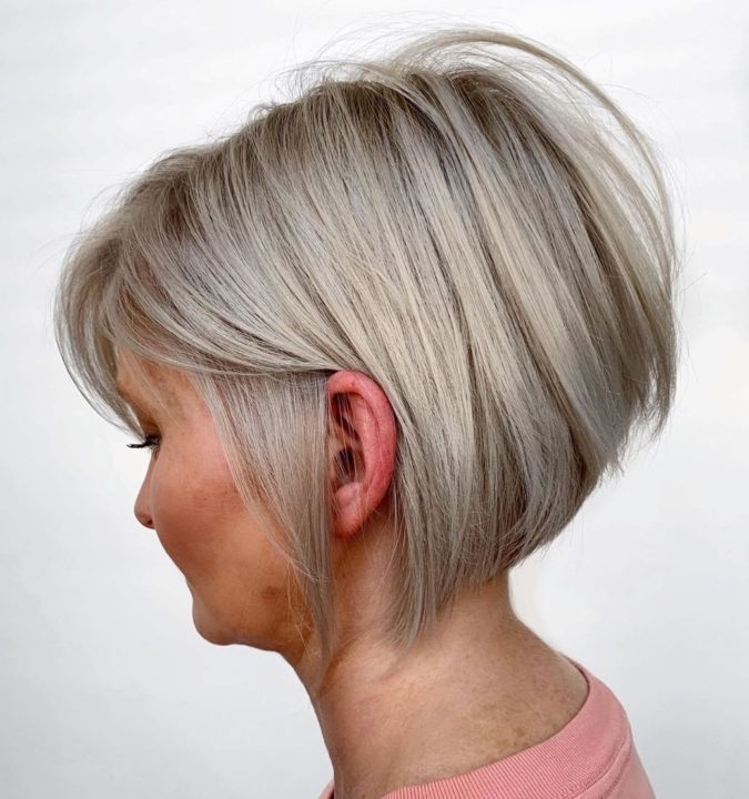 Ash-Blonde-Shade-675x720 10 Hottest Hair Color Trends to Cover Gray Hair