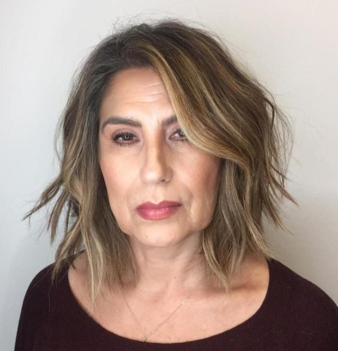 Bronde-Hair-1-675x701 10 Hottest Hair Color Trends to Cover Gray Hair