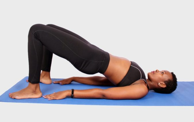 Butt-Bridge-exercise-675x426 7 Benefits of GetFit Fitness Mobile App for Your Health