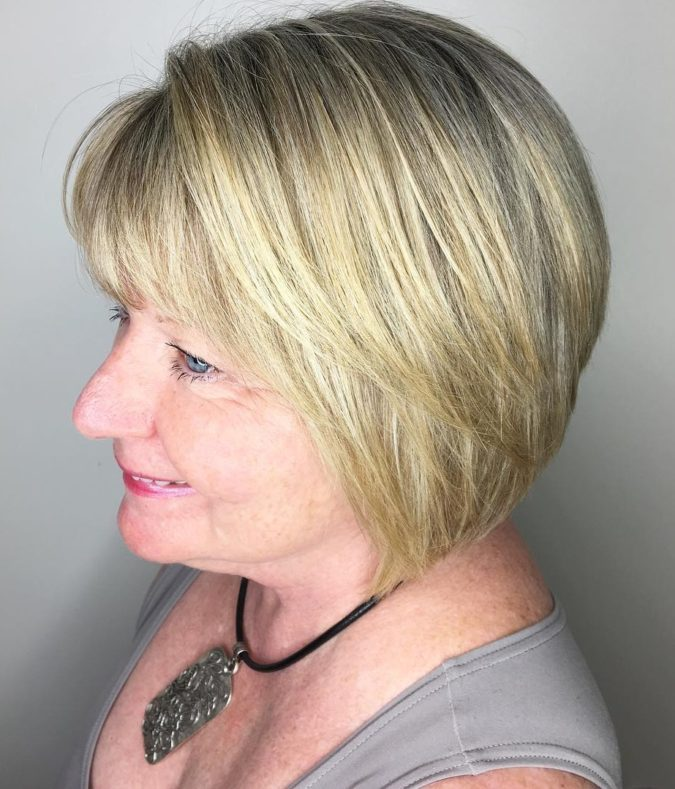 Classic-Blonde-Color-3-675x789 10 Hottest Hair Color Trends to Cover Gray Hair