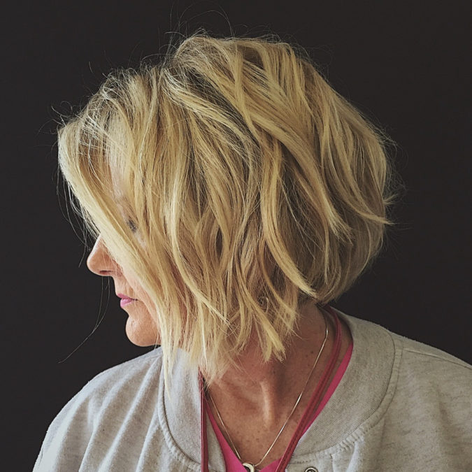 Classic-Blonde-Color.-675x675 10 Hottest Hair Color Trends to Cover Gray Hair