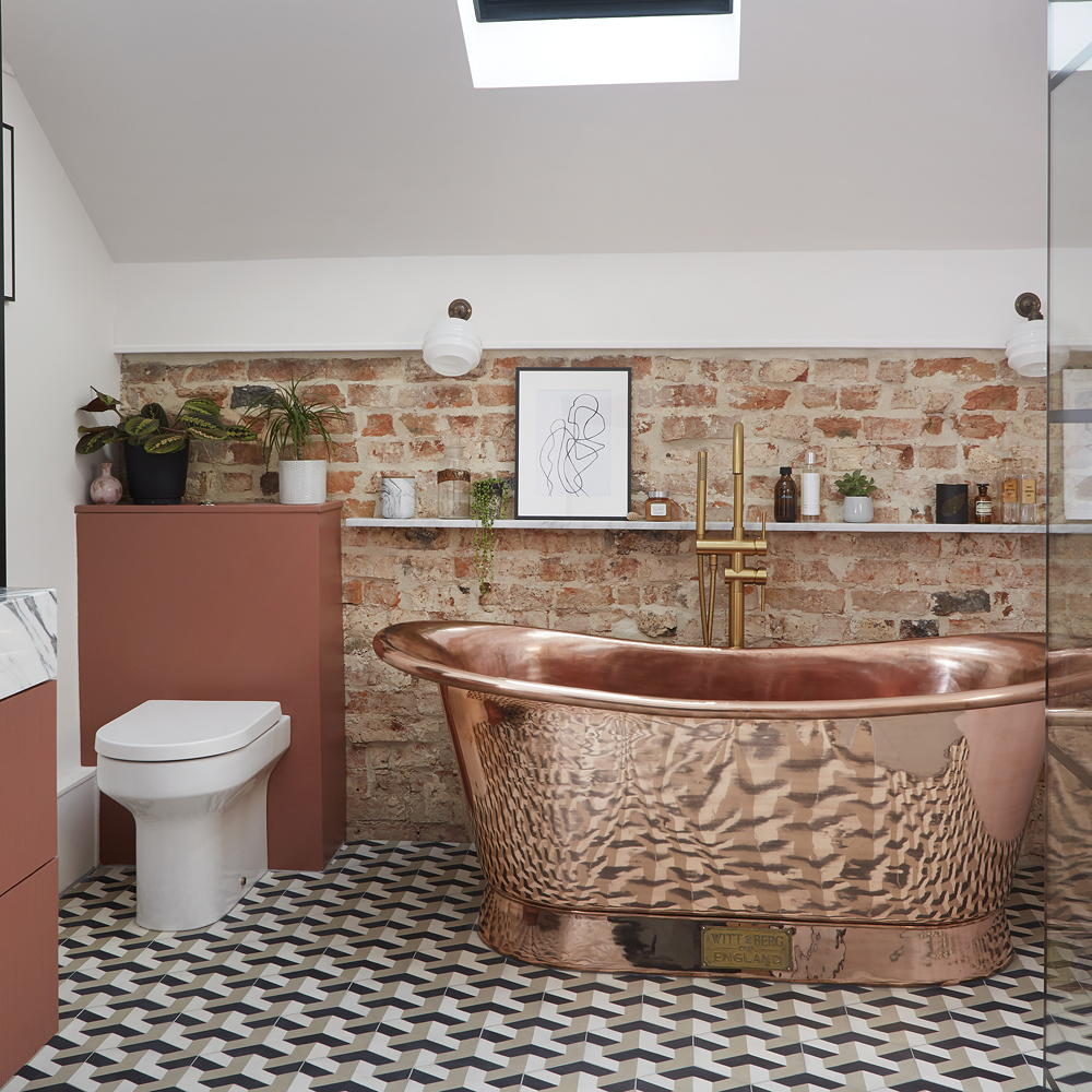 Copper-design-1 Top 10 Outdated Bathroom Design Trends to Avoid in 2021