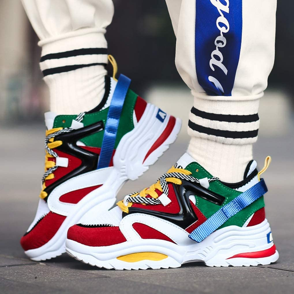 Dad-sneakers Top 10 Outdated Fashion and Clothing Trends to Avoid in 2021