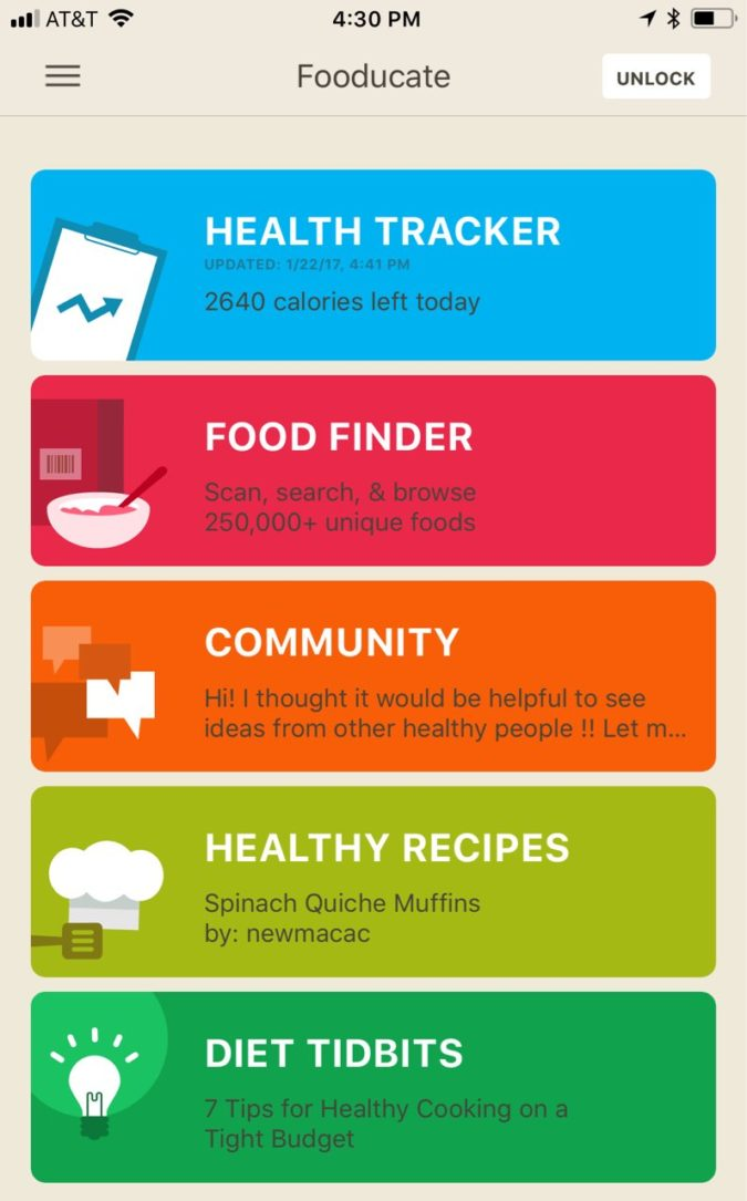 Fooducate-675x1085 Top 7 Women Fitness Apps to Lose Weight Easily