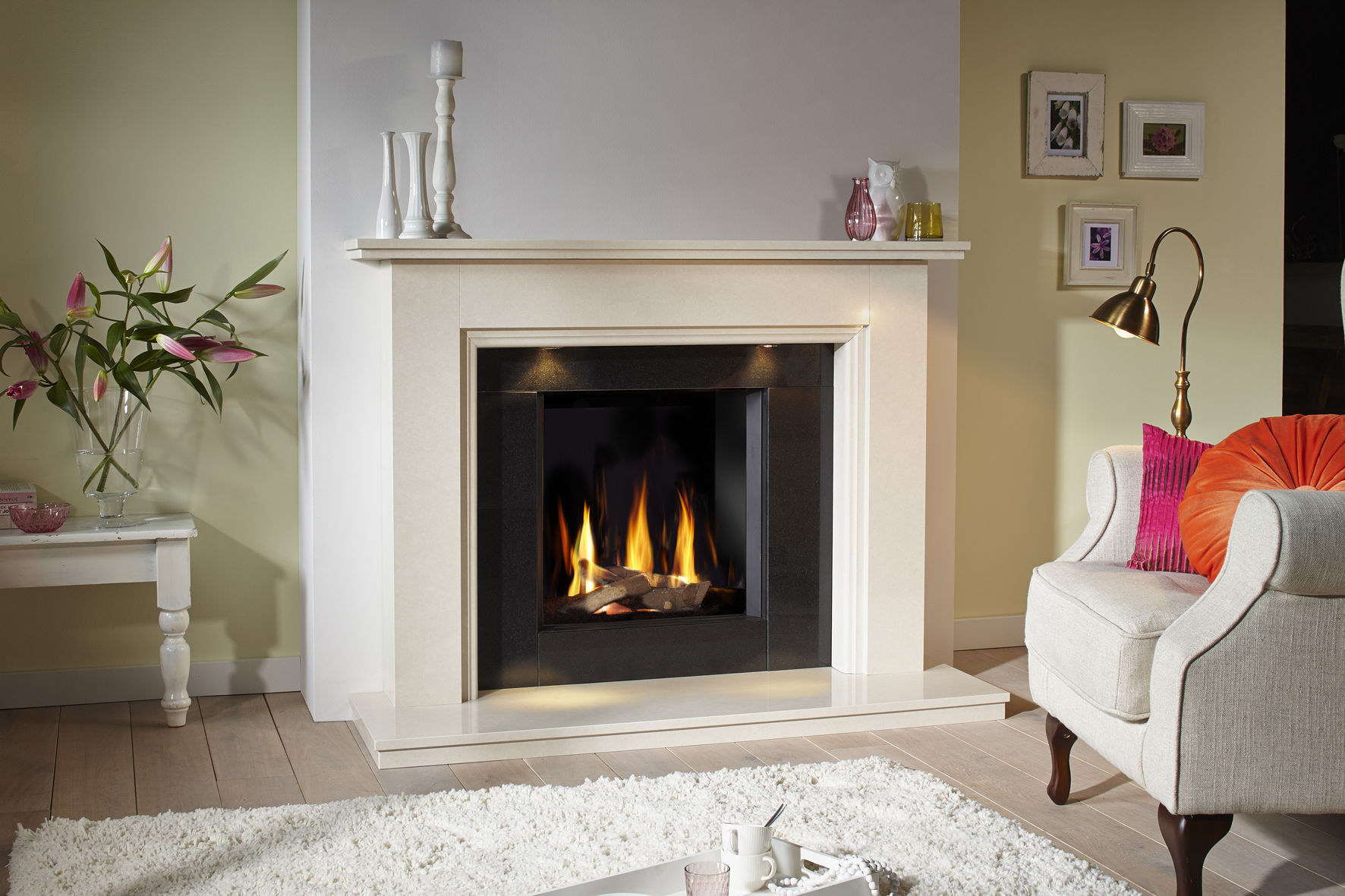 Gas-fireplaces-and-wood-burning. Top 10 Outdated Home Decorating Trends to Avoid in 2021