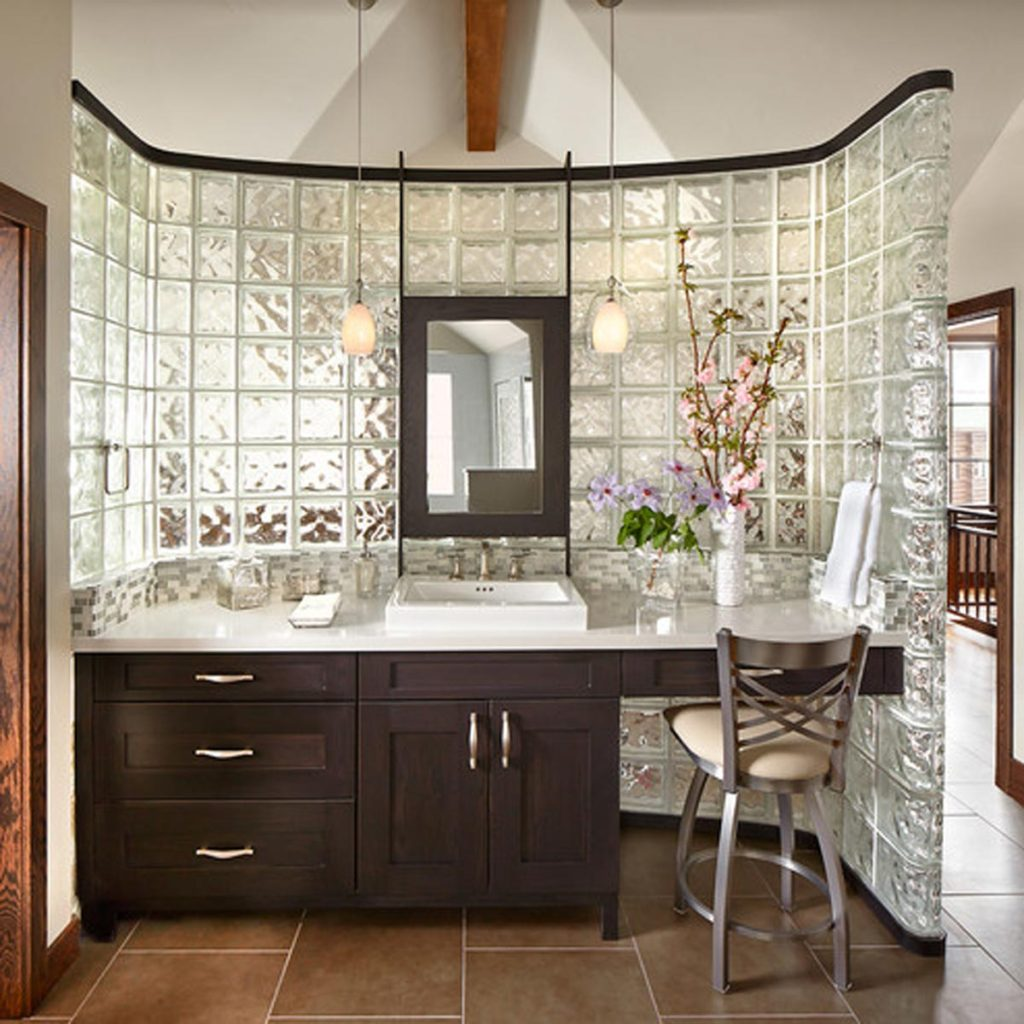 Glass-block-windows-1024x1024 Top 10 Outdated Bathroom Design Trends to Avoid in 2021
