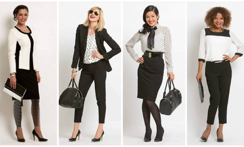 Photo of +45 Stylish Women's Outfits for Job Interviews for 2020