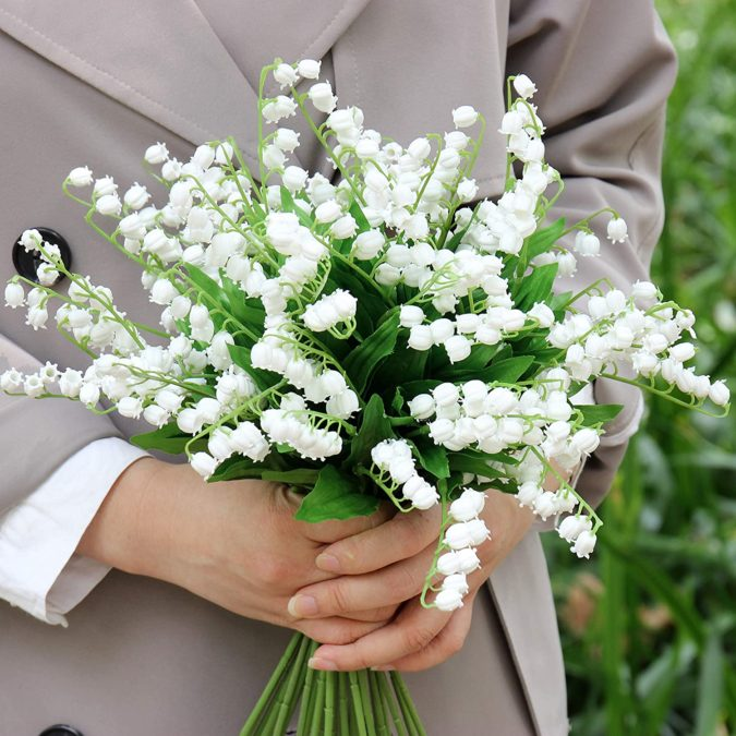 Lily-of-the-valley-675x675 Top 10 Most Expensive Flowers in The World