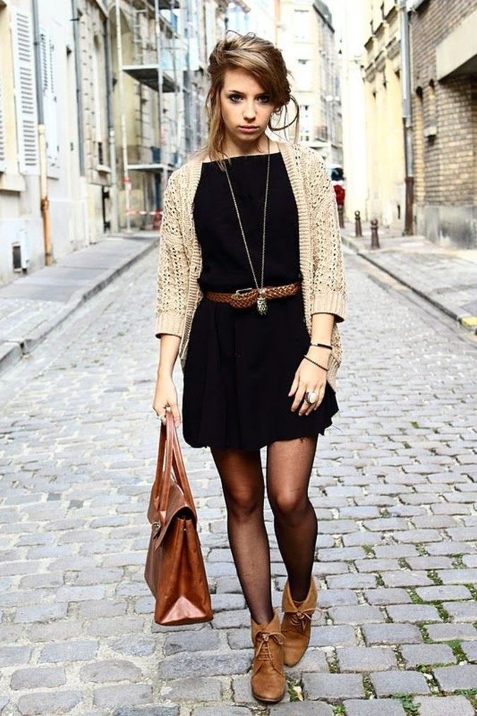 Little-Black-Dress.-2-675x1013 +45 Stylish Women's Outfits for Job Interviews for 2020