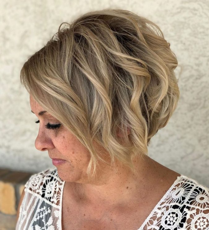 Matte-Beige-Blonde-Hair-Color-675x742 10 Hottest Hair Color Trends to Cover Gray Hair
