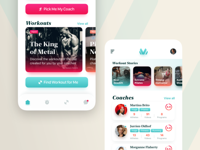 Motify-675x506 Top 7 Women Fitness Apps to Lose Weight Easily