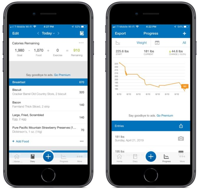 MyFitnessPal-675x639 Top 7 Women Fitness Apps to Lose Weight Easily