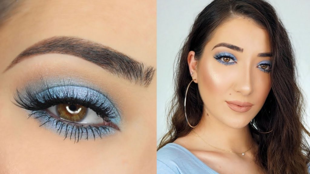 Pale-blue-eyeshadow.-1024x576 Top 10 Outdated Beauty and Makeup Trends to Avoid in 2020