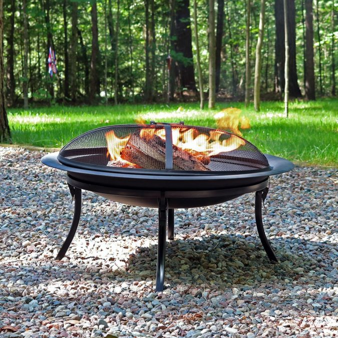 Portable-Fire-Pit-camping-essentials-675x675 Gifts for Summer Birthdays