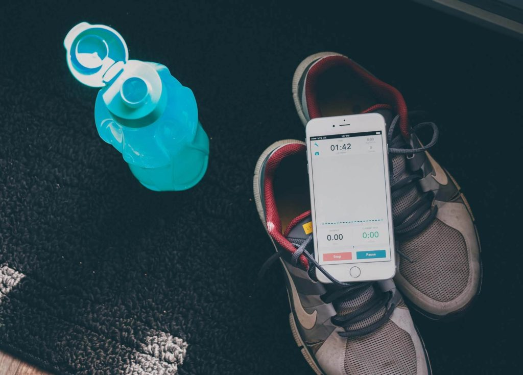 RunKeeper-1024x734 Top 7 Women Fitness Apps to Lose Weight Easily