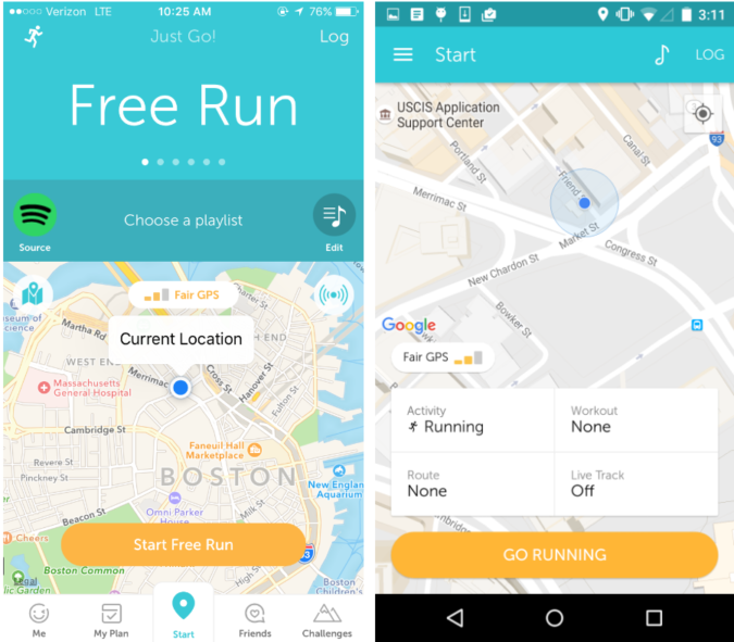 RunKeeper-675x591 Top 7 Women Fitness Apps to Lose Weight Easily