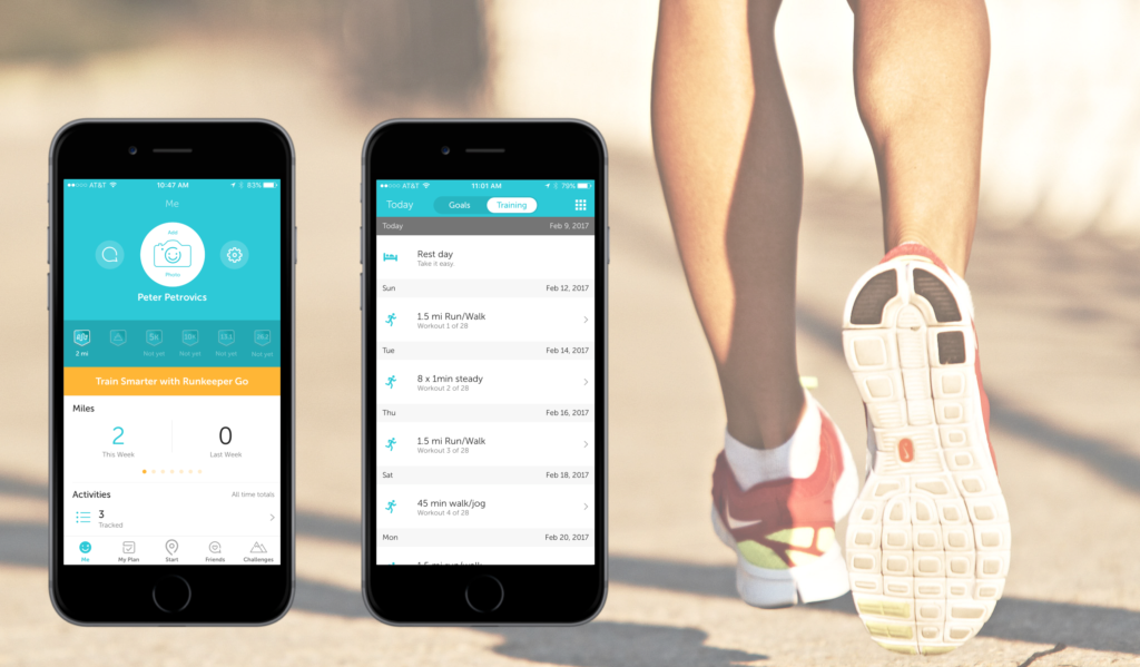 RunKeeper.-1024x599 Top 7 Women Fitness Apps to Lose Weight Easily