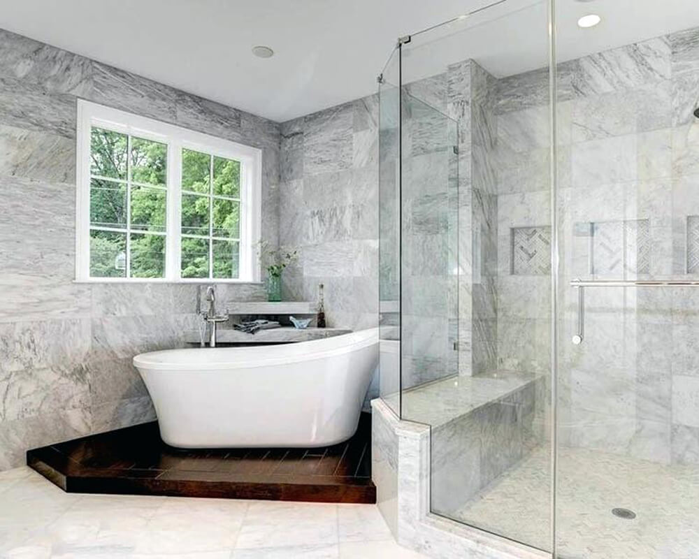 Showers-and-tubs Top 10 Outdated Bathroom Design Trends to Avoid in 2021