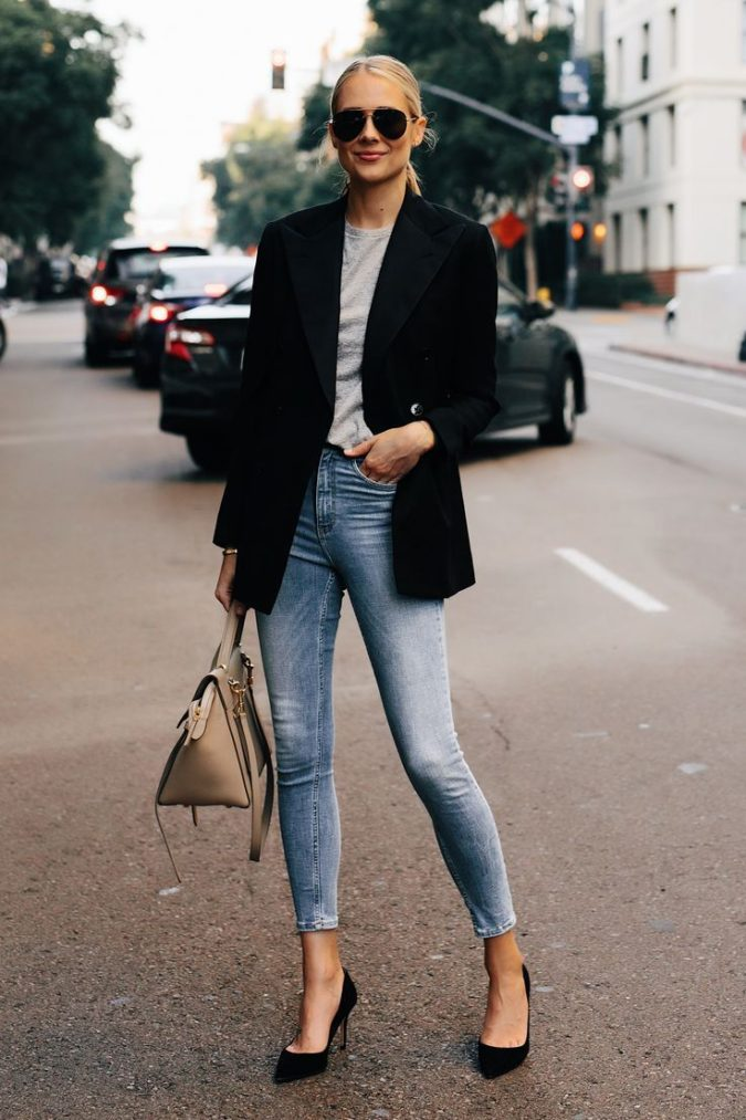 Start-Up-Interview-Outfits-675x1013 +45 Stylish Women's Outfits for Job Interviews for 2020