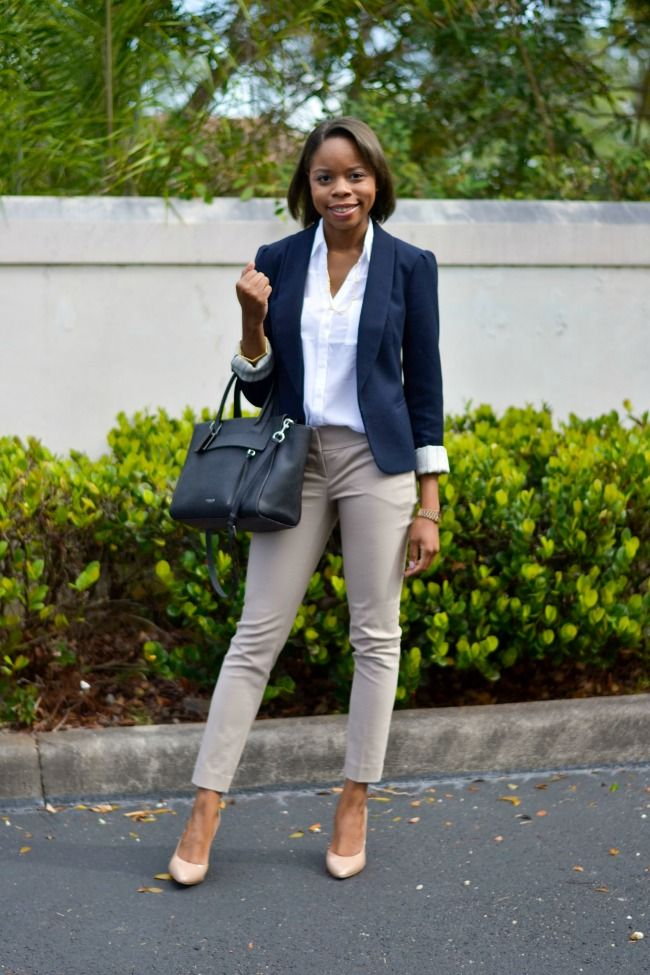 Summer-Interview-Outfit. +45 Stylish Women's Outfits for Job Interviews for 2021