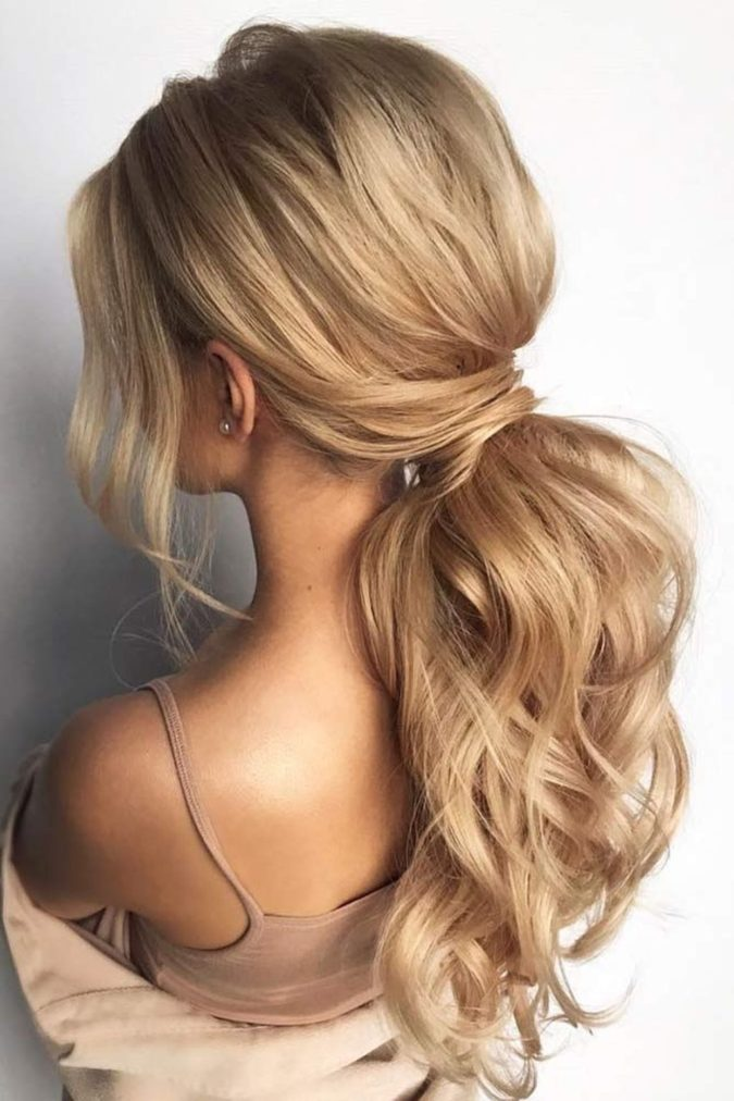 The-Prom-Ponytail-675x1012 +35 Hottest Ponytail Hairstyles that Suit All Women in 2020