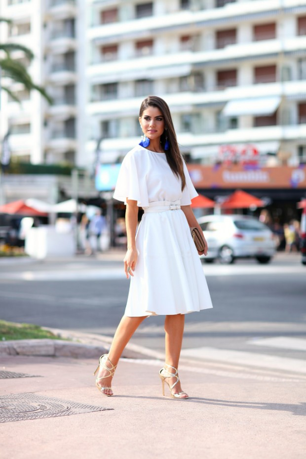 The-White-Dress.-1 +45 Stylish Women's Outfits for Job Interviews for 2020