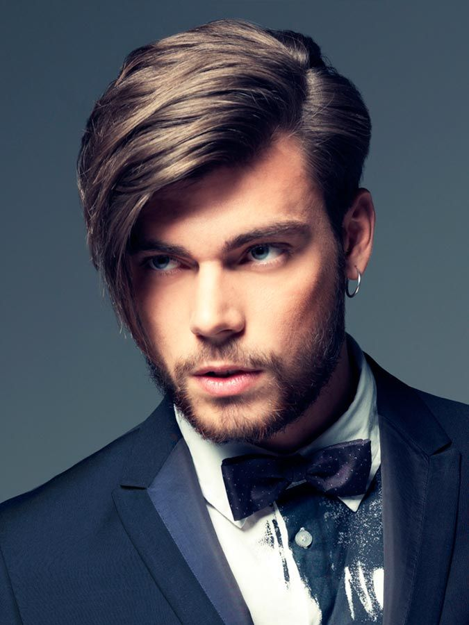 The-angular-fringe-2 Top 10 Hottest Hairstyles To Suit Men With Round Faces