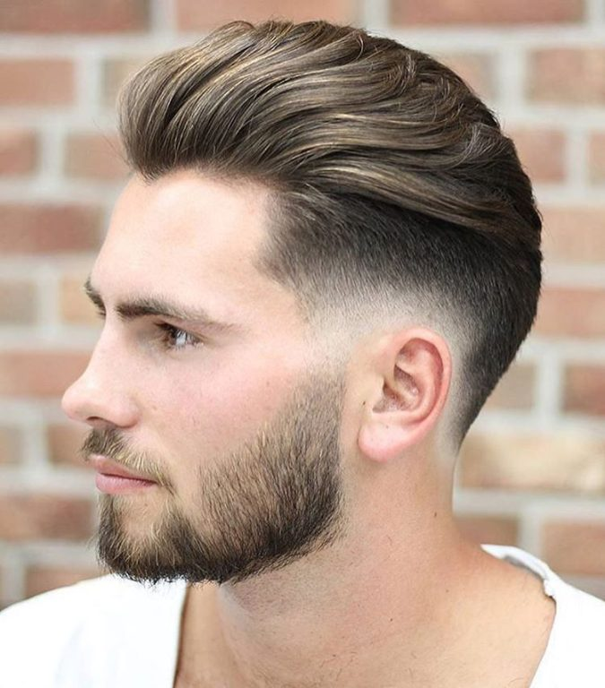The-classic-pompadour-1-675x768 Top 10 Hottest Hairstyles To Suit Men With Round Faces