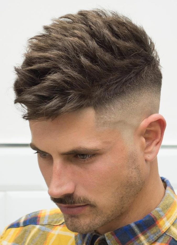 The-textured-top-1-675x932 Top 10 Hottest Hairstyles To Suit Men With Round Faces