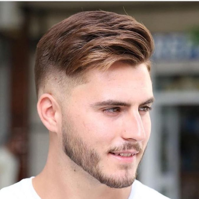 The-textured-top..-675x675 Top 10 Hottest Hairstyles To Suit Men With Round Faces