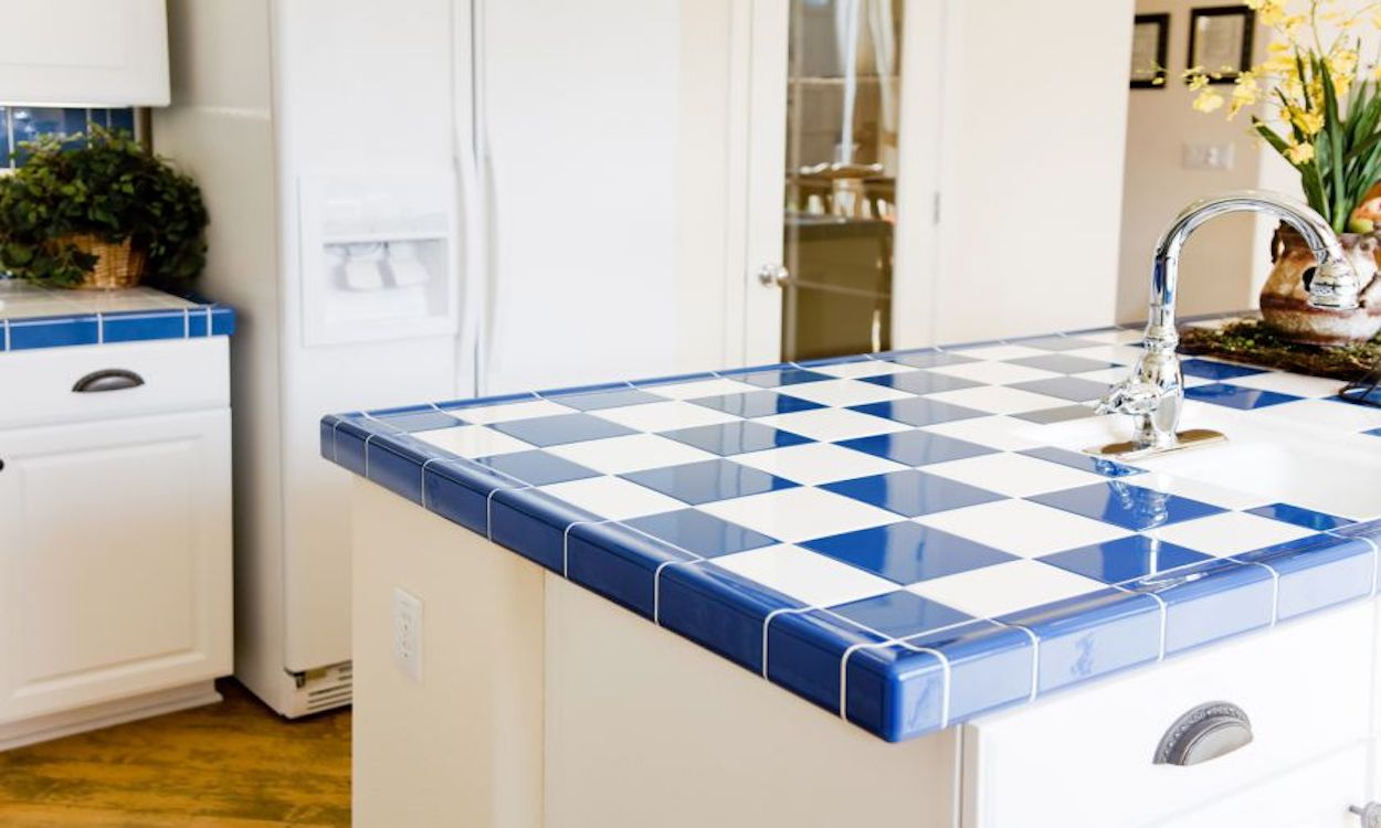 Tile-countertops Top 10 Outdated Home Decorating Trends to Avoid in 2021
