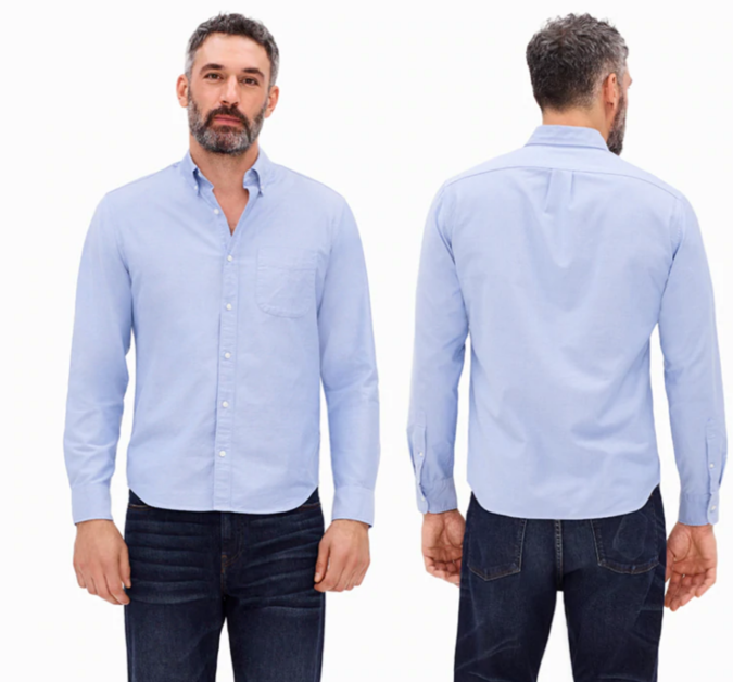Untucked-Dress-Shirt-675x628 Top 10 Outdated Fashion & Clothing Trends to Avoid in 2020