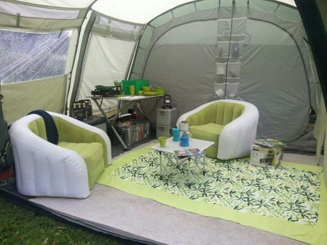 camping-tent-inflatable-chairs-camping-essentials-675x506 Gifts for Summer Birthdays