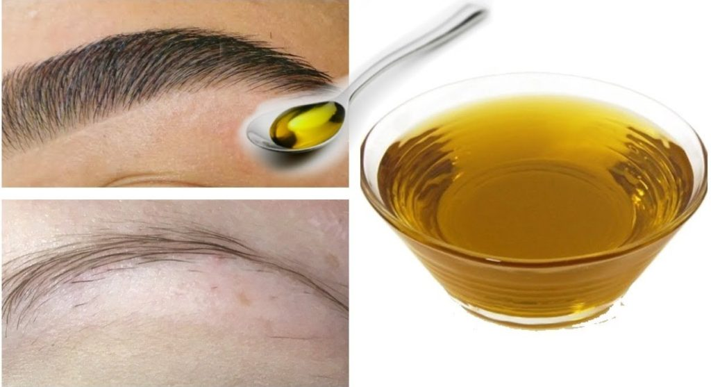 """castor-oil-1024x557 How to Get Natural """"No-Makeup"""" Makeup Look for Work (Step by Step)"""