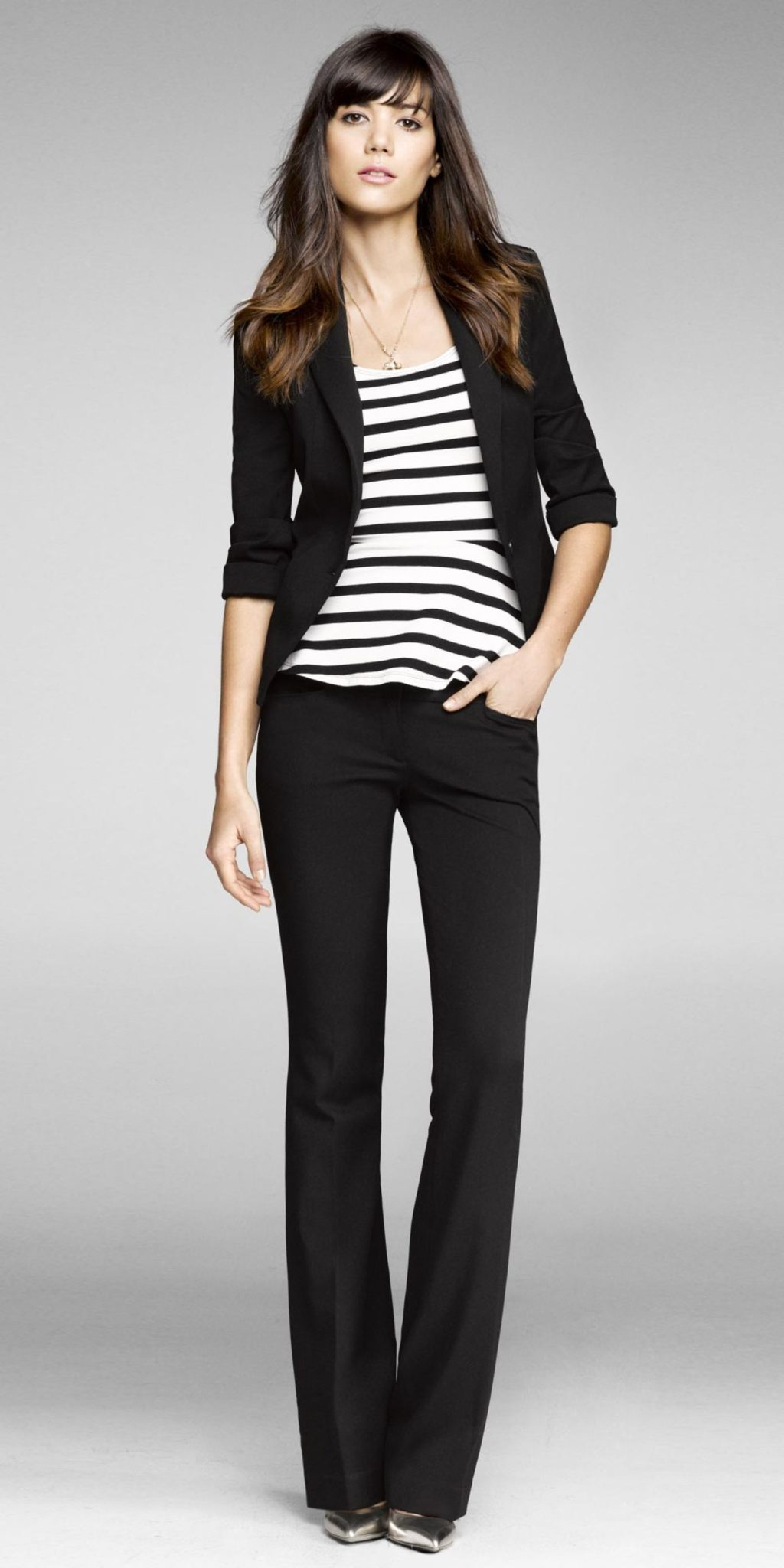casual-suit.-1024x2048 +45 Stylish Women's Outfits for Job Interviews for 2021